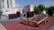 Парк Семейный, улица 8-й Воздушной Армии на фото Волгограда