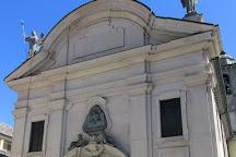 Santuario SS. Pieta, Cannobio, Italy