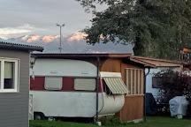 Strandbad und Camping Bruggerhorn, St. Margrethen, Switzerland