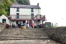 Dylan Thomas Boathouse, Laugharne, United Kingdom