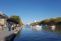MK2 sur Seine, Paris, France