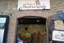 La Bottega di Mastro Gufo, Grazzano Visconti, Italy