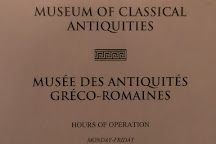 Museum of Classical Antiquities, Ottawa, Canada