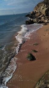 Пляж Аршинцево в Керчі
