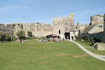 Manorbier Castle, Manorbier, United Kingdom