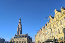 Heroes Square, Arras, France