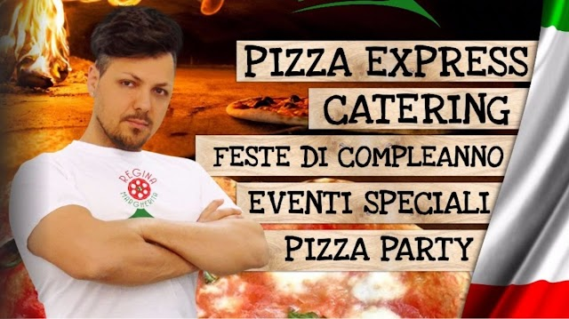Pizza Street Food Catering Davide Di Giorgio