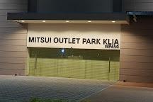 Mitsui Outlet Park Klia Sepang, Sepang, Malaysia
