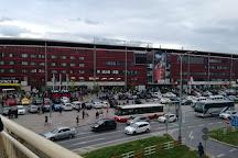 Sinobo Stadium, Prague, Czech Republic