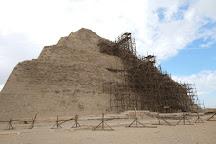 Saqqara (Sakkara) Pyramids, Saqqara, Egypt