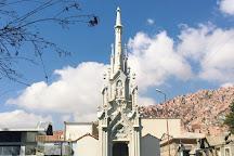 Cementerio General, La Paz, Bolivia