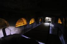 Catacombs of Milos, Milos, Greece