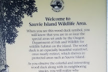 Sauvie Island Wildlife Area, Portland, United States