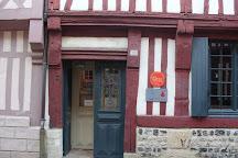 Satie House and Museum (Maisons Satie), Honfleur, France