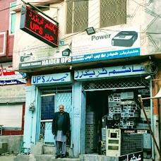 Hashim Traders Haider UPS