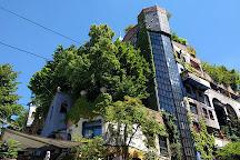 Hundertwasser Village, Vienna, Austria
