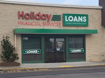 Holiday Financial Services Corporation Payday Loans Picture