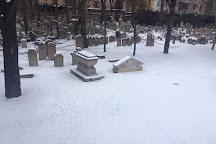 Old Jewish Cemetery in Zizkov, Prague, Czech Republic