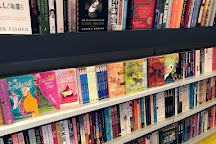 New English Bookstore, Amsterdam, The Netherlands