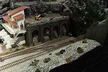 Museo del Ferrocarril, Gijon, Spain