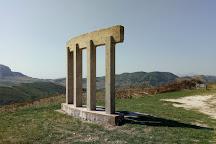 Ossario di Pianto Romano, Calatafimi-Segesta, Italy
