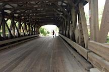 Mechanic Street Covered Bridge, Lancaster, United States