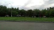 Парк 3-х Поколений, улица имени Газеты Правда на фото Магнитогорска