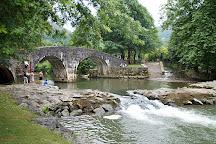 Roman Bridge, Ascain, France