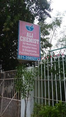 Ali Chemist karachi