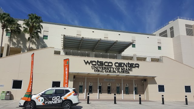 Watsco Center Coral Gables Florida