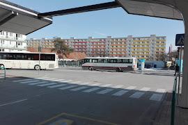 Автобусная станция   Nitra