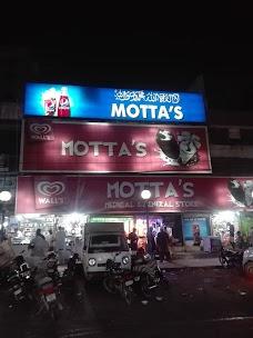 Mottas Super Market karachi