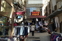 Terkos Pasaji, Istanbul, Turkey