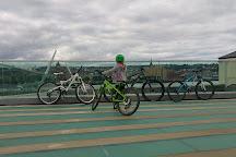 Peace bridge, Derry, United Kingdom