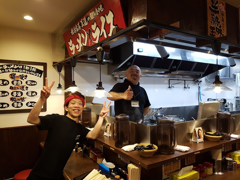 横浜家系ラーメン 代々木商店 2号店