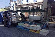 Morning Market, Katsuura, Japan