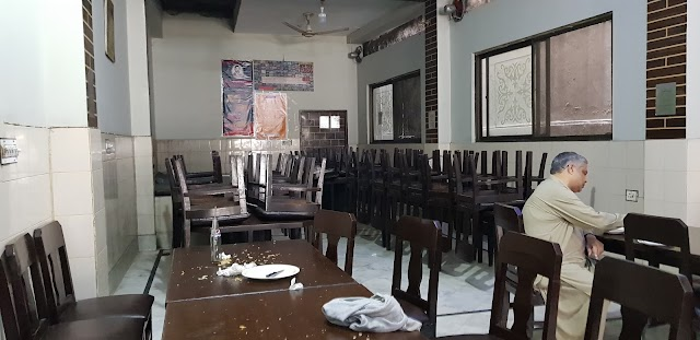 Sadiq Halwa Puri Restaurant