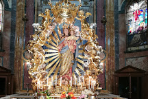 Santuario Basilica Maria Ausiliatrice, Turin, Italy