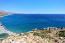 Finikas Beach (Palm Beach), Plakias, Greece