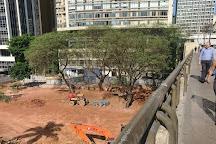 Vale do Anhangabau, Sao Paulo, Brazil
