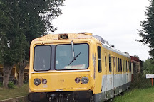 Velo-Rail Train Touristique, Les Loges, France