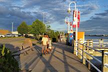 Sault ste Marie Boardwalk, Sault Ste. Marie, Canada