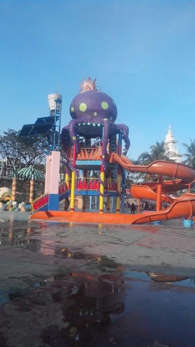 Water Park Citra Garden : water, citra, garden, Water, Citra, Garden,, Lampung, 474255)