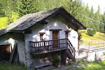 Cascate del Rutor, La Thuile, Italy