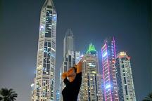 Dubai Media City Amphitheatre, Dubai, United Arab Emirates