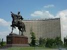 Памятник Амира Тимура на фото Ташкента