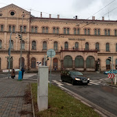 Железнодорожная станция  Teplice V Cechach