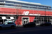 New Balance Factory Store, Boston, United States
