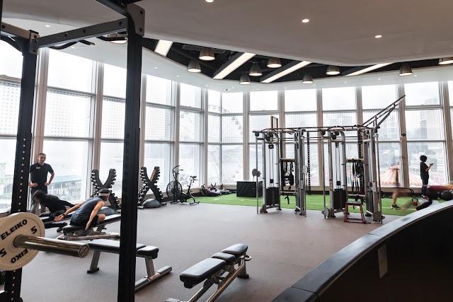 Pure Fitness ifc mall
