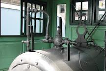 Museu Ferroviario, Curitiba, Brazil